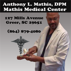 Dr Anthony Mathis