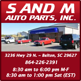 S and M Auto Parts